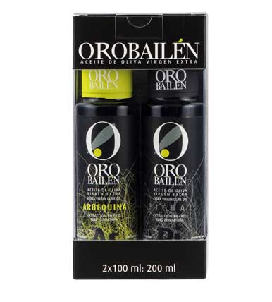estuche 2 botellas 100 ml