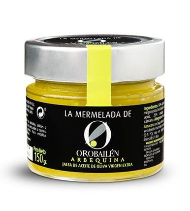 Jalea - Mermelada de Aceite de Oliva Virgen Extra Oro Bailén 150 Gr. Arbequina